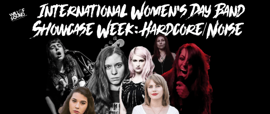 International Women's Day Hardcore Bands