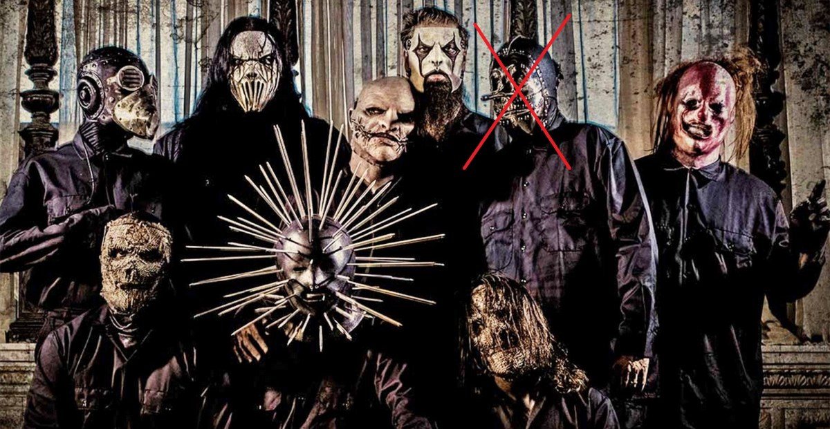 Huuuge News: Slipknot have parted ways with Chris Fehn