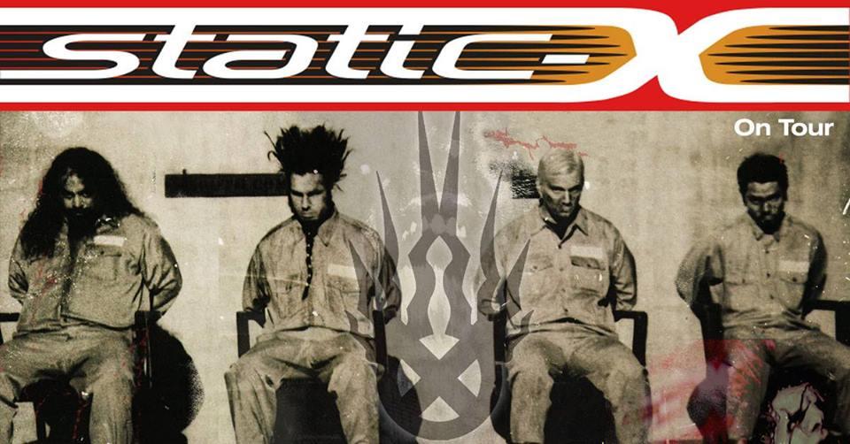 Static-X announce Australian Anniversary Tour