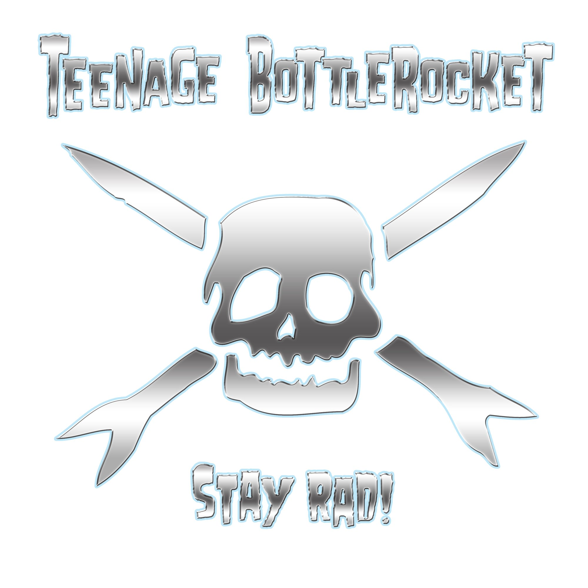 teenage bottlerocket – stay rad album