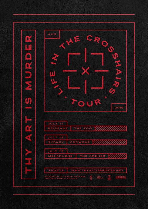 thy art east coast 2019