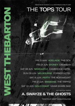 west thebarton tops tour