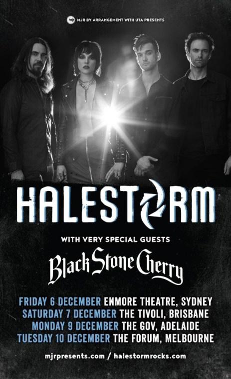Halestorm Tour 2019
