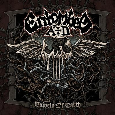 entombed a.d. bowles of earth cover