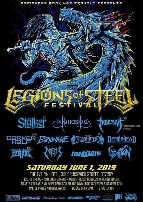 legions of steel gest 2019