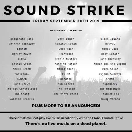 Sound Strike