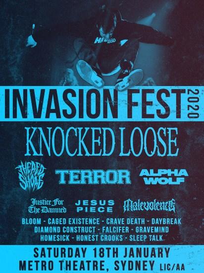 Invasion Fest 2020