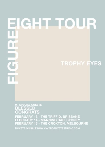trophy eyes tour