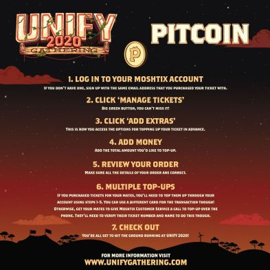 unify pitcoin
