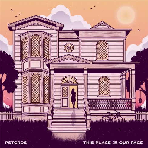 PSTCRDS_This place or our pace_EP Artwork
