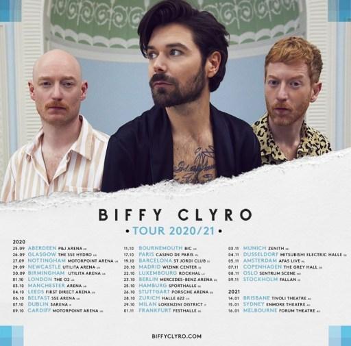 biffy tour