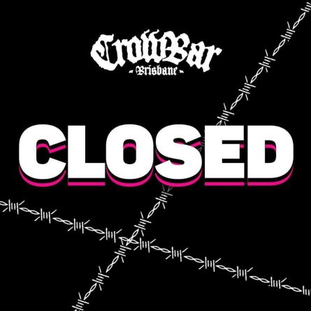 crowbar closed