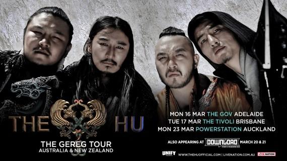 the hu tour