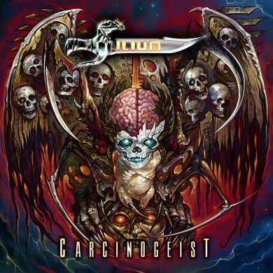 Ilium - Carcinogeist Cover