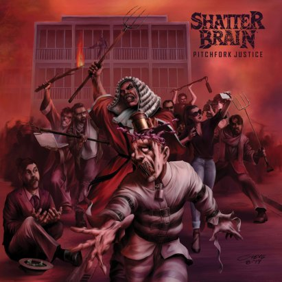 shatter brain Pitchfork Justice