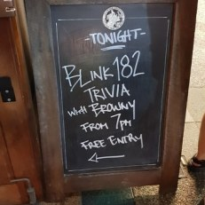 Blink Trivia