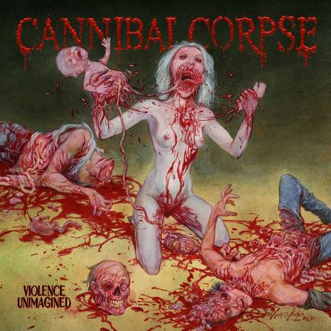 cannibal corpse v 2