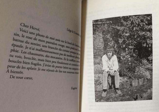 Hervé Guibert, fou d'Eugène [Savitzkaya]