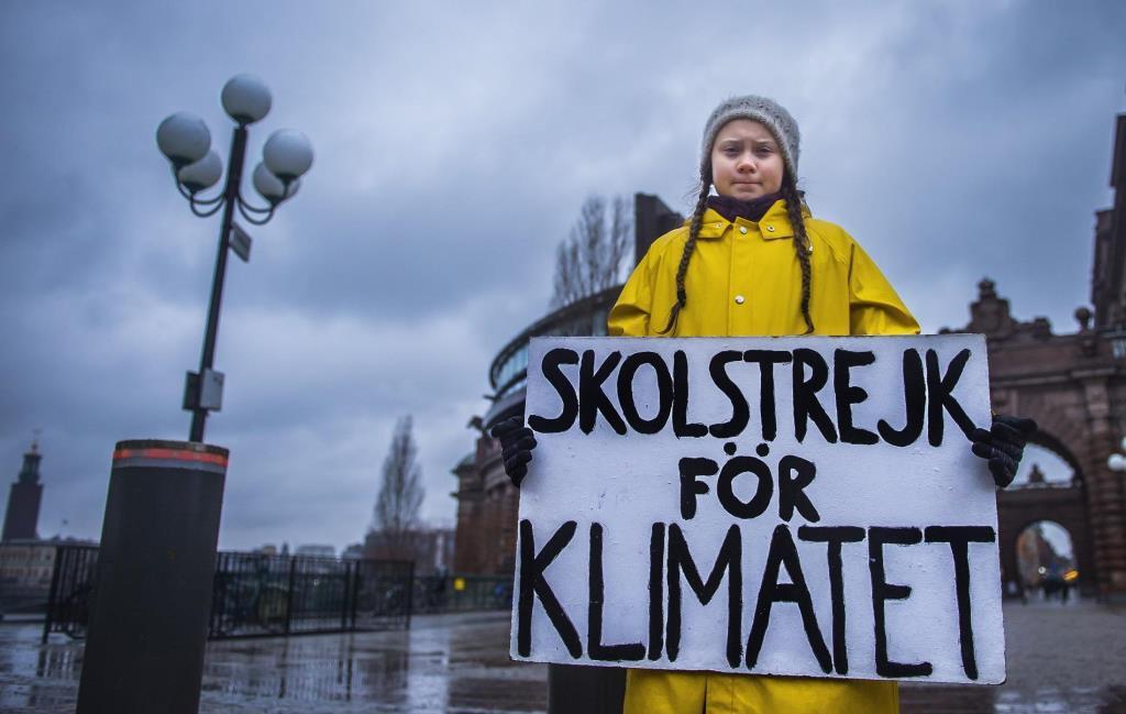 Greta Thunberg, un engagement enraciné