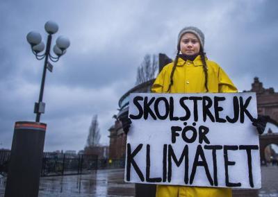DUFRESNE : Greta Thunberg, un engagement enraciné