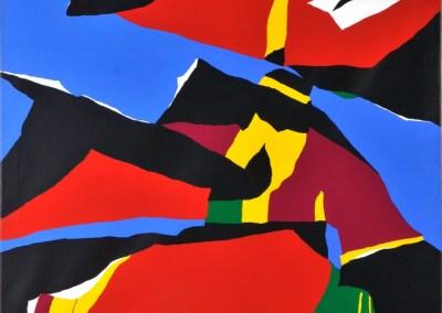 Rétrospective Luis Salazar – 40 ans de peinture (1979-2019)