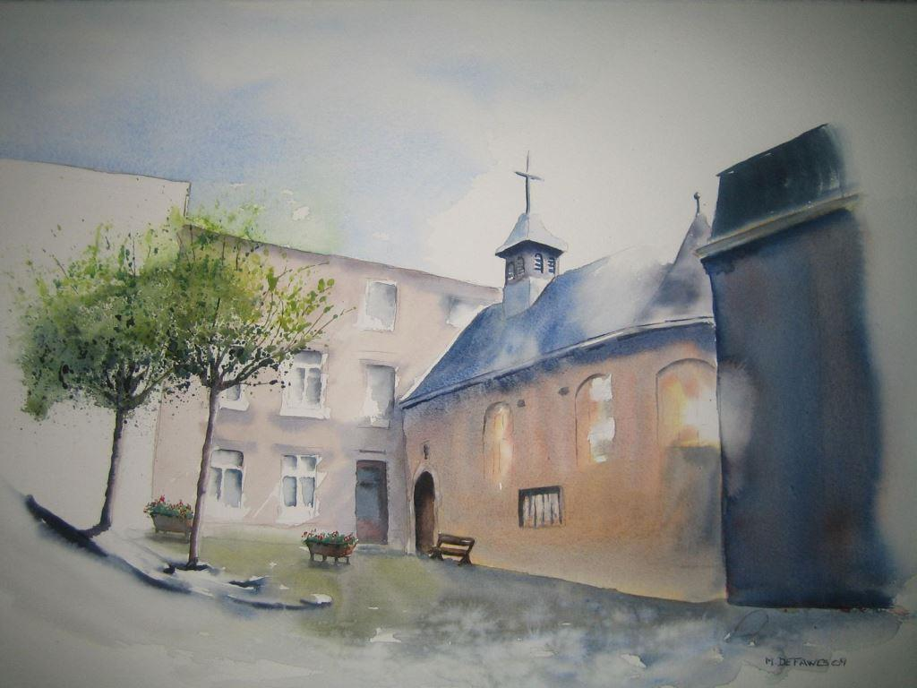 LEBIRE : la chapelle Saint-Maur (CHiCC)
