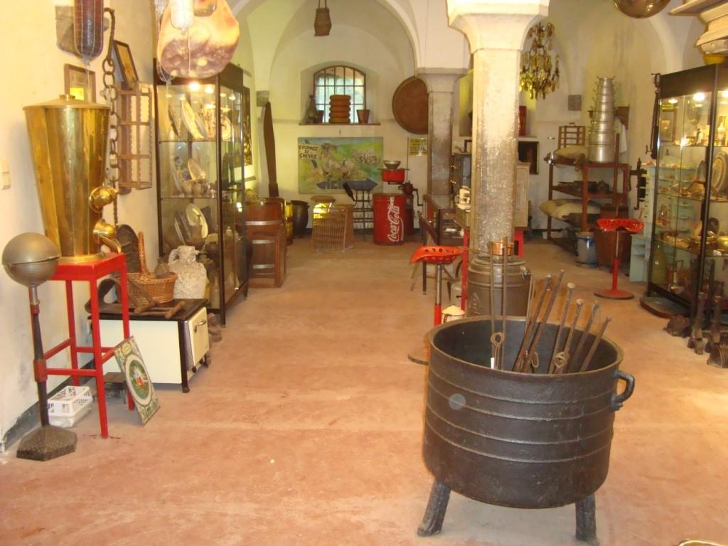 Musée de la gourmandise : la Bibliotheca gastronomica (Hermalle-sous-Huy, BE)