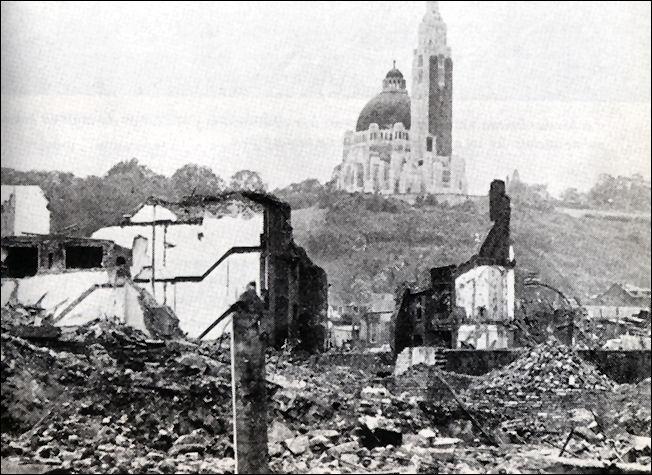 SEPULCHRE : Les bombardements alliés sur Cointe et ses environs (CHiCC, 1994)