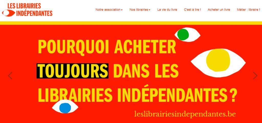 Association des librairies indépendantes en Belgique francophone