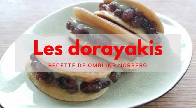 Les dorayakis