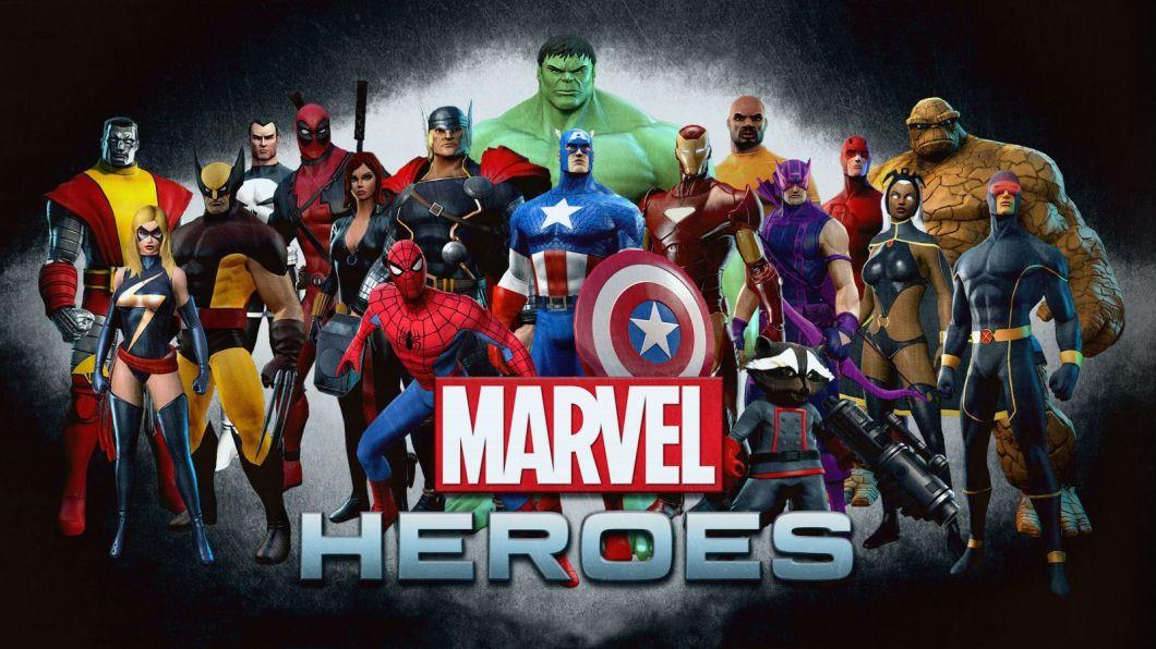 Marvel Superheroes Wallpapers Hd Group 76