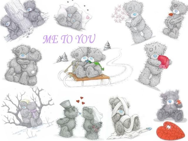 Free me to you tatty bear coloring pages