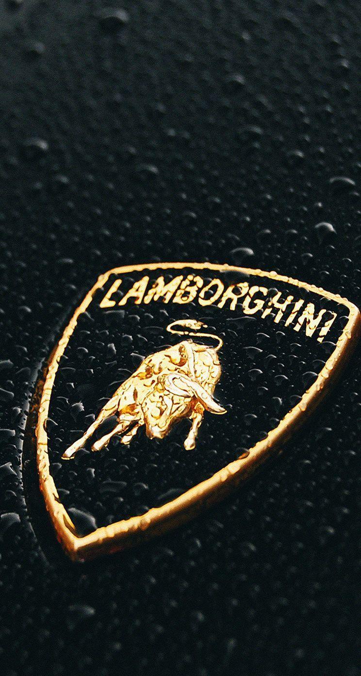Lamborghini Logo Wallpaper For Iphone 5 Bedwalls Co