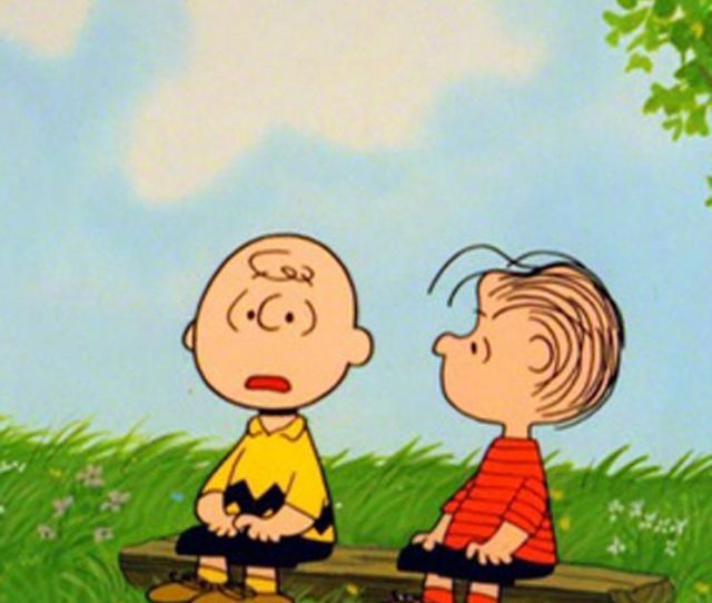 Charlie Brown Iphone  Parallax Wallpaper X
