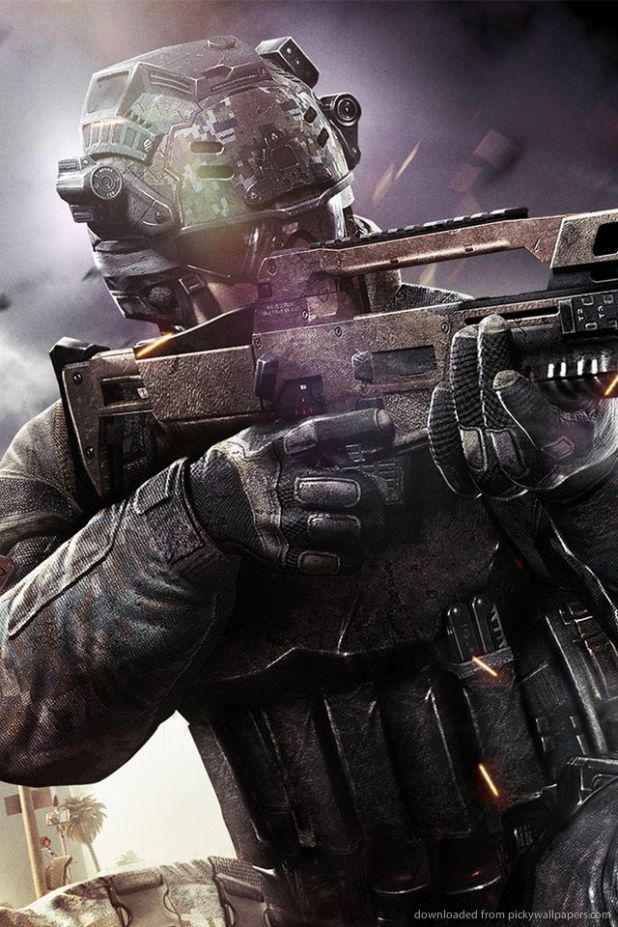 Call Of Duty Iphone Wallpapers Group 44
