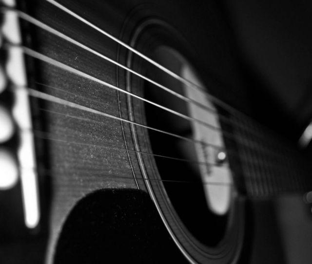 Dusty Guitar Hd Desktop Wallpaper Widescreen High Definition