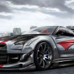 Nissan Skyline Gtr R35 Desktop Wallpaper Jpg