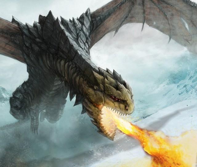 Dragon Fire Hd Desktop Wallpaper High Definition Fullscreen