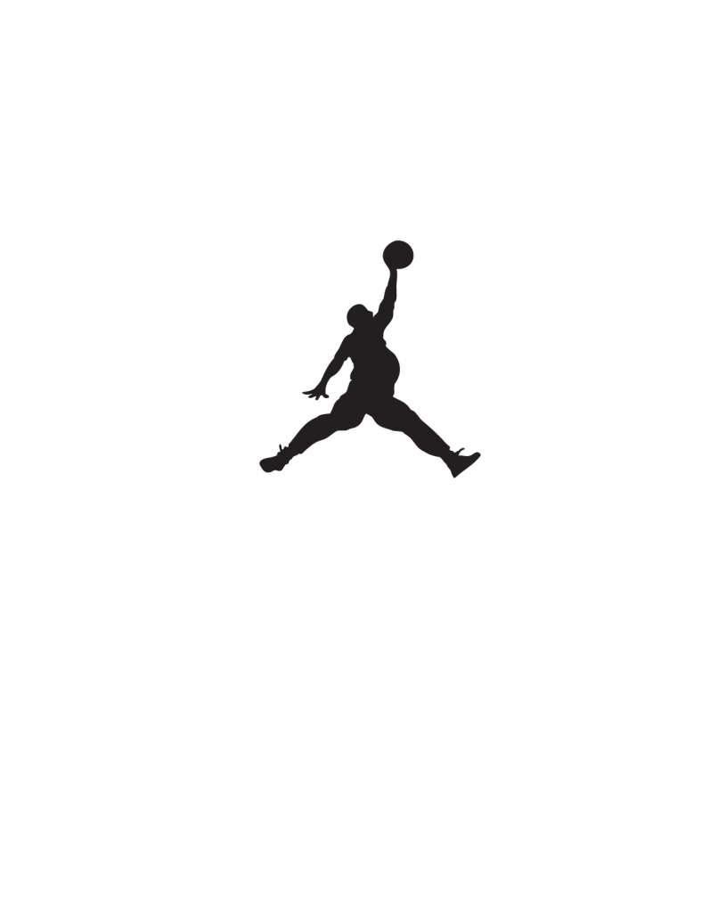 Air Jordan Logo Hd Wallpaper Reviewwalls