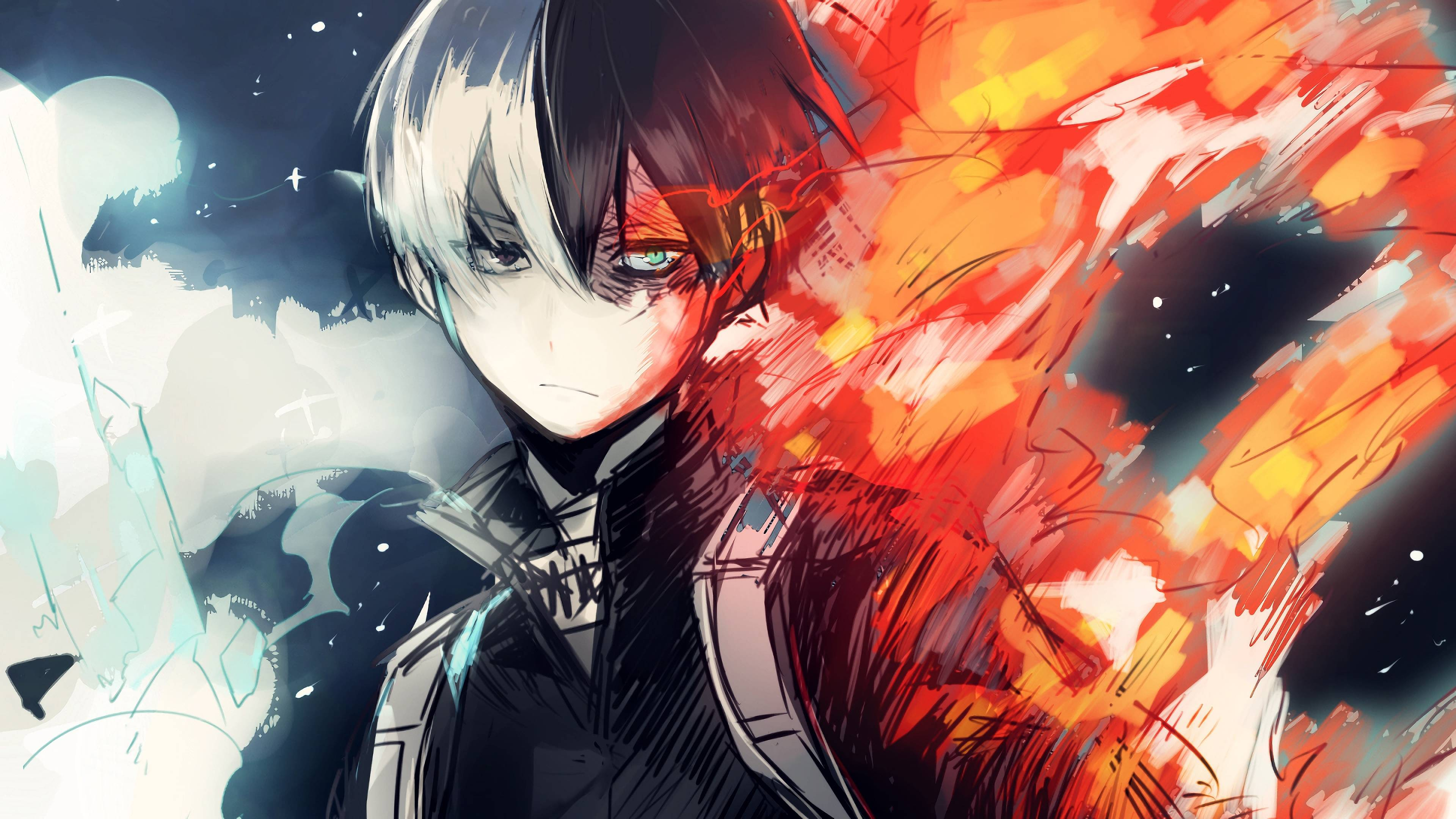 Design your everyday with my hero academia iphone cases you will love. My Hero Academia Todoroki Wallpapers on WallpaperDog