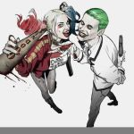 Cool Harley Quinn Wallpapers On Wallpaperdog