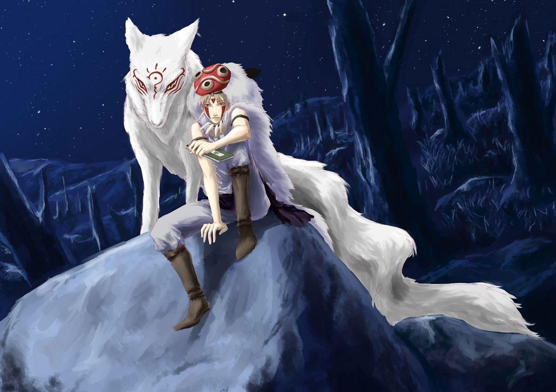 Anime Wolf Boy Wallpapers On Wallpaperdog
