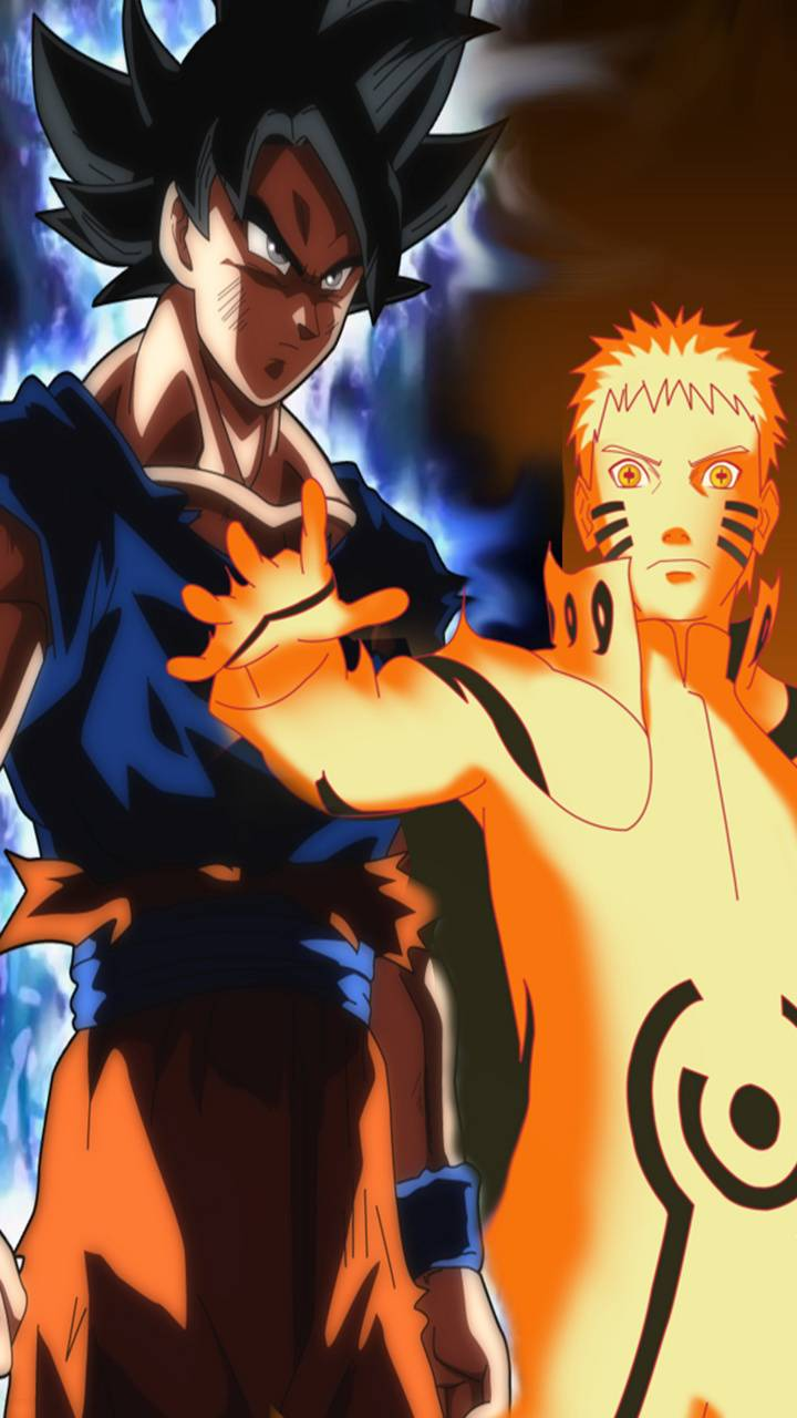 Juega gratis a este juego de 2 jugadores y demuestra lo que vales. Naruto and Goku Wallpapers on WallpaperDog