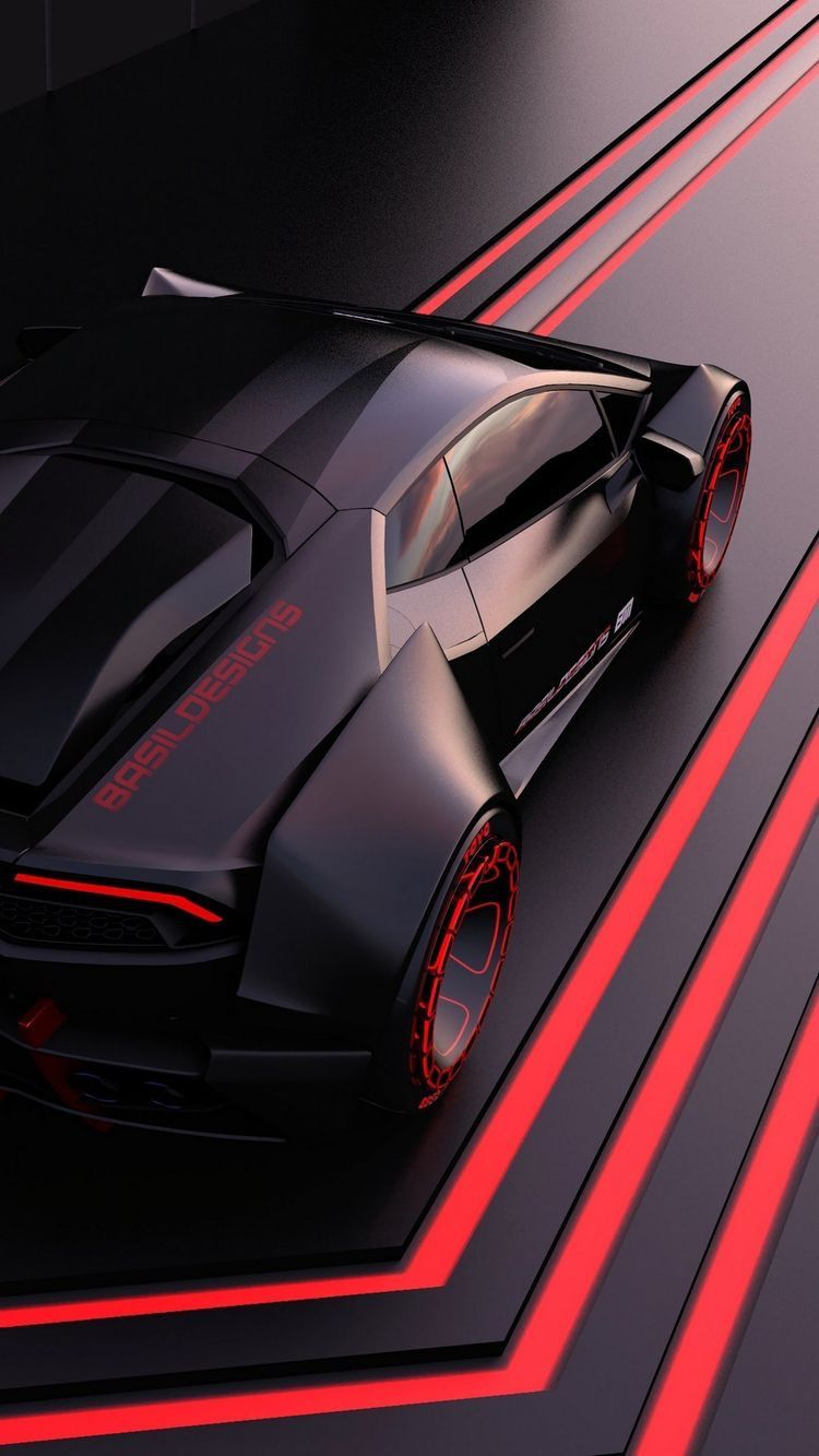 Tap and hold on an empty area. Futuristic Car Iphone Wallpapers On Wallpaperdog