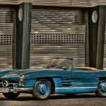 Mercedes Vintage Wallpapers On Wallpaperdog
