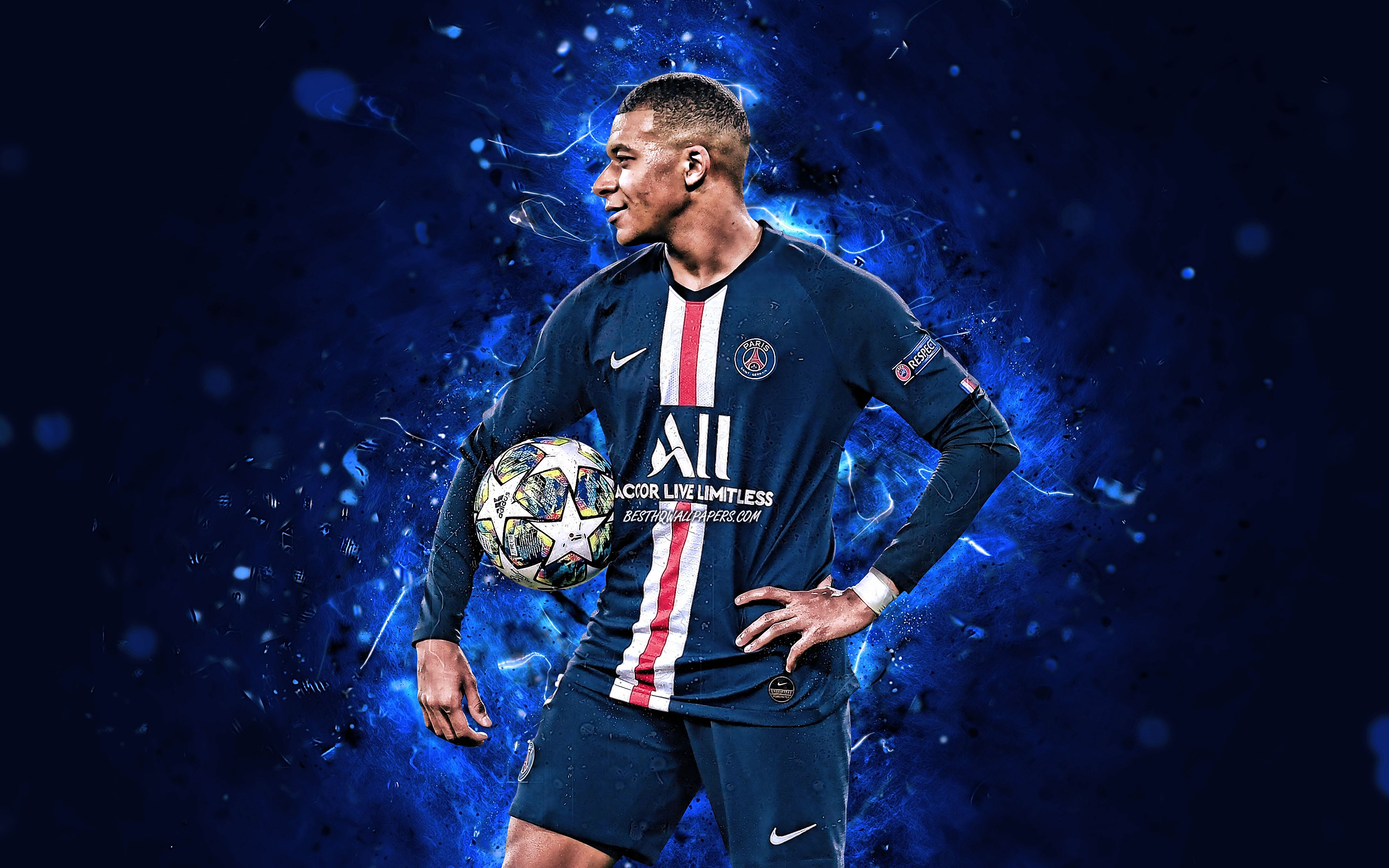 high quality mbappe wallpapers on
