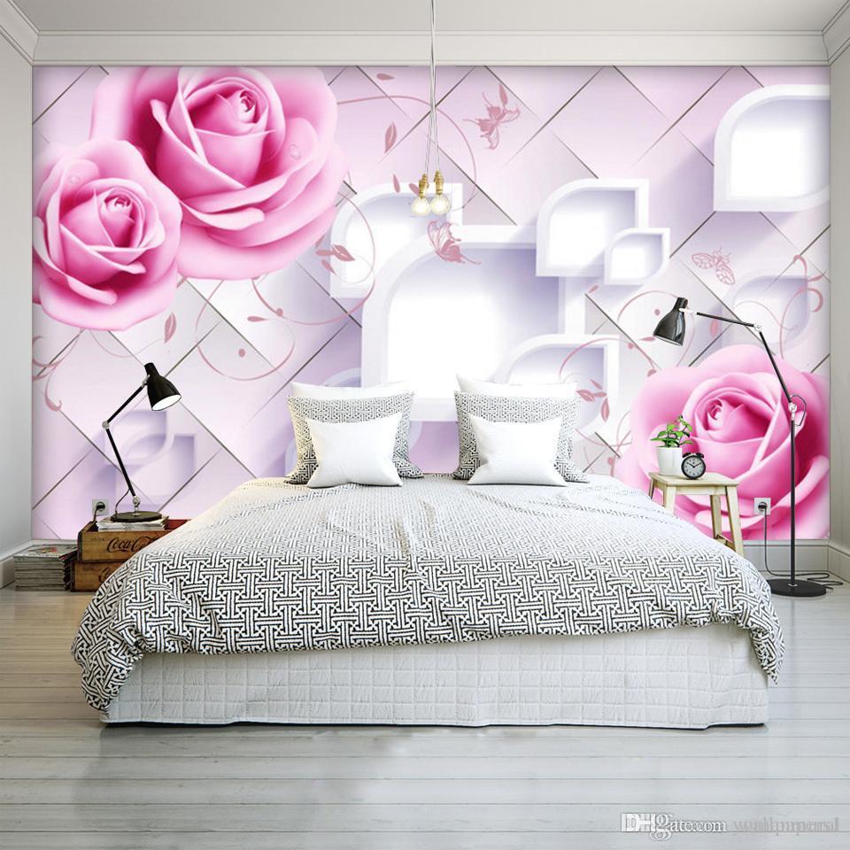 Romantic Bedroom Wallpapers On Wallpaperdog