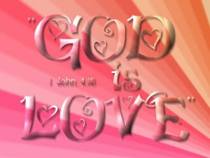 sunday school lesson 1 john 416 god is love wallpaper