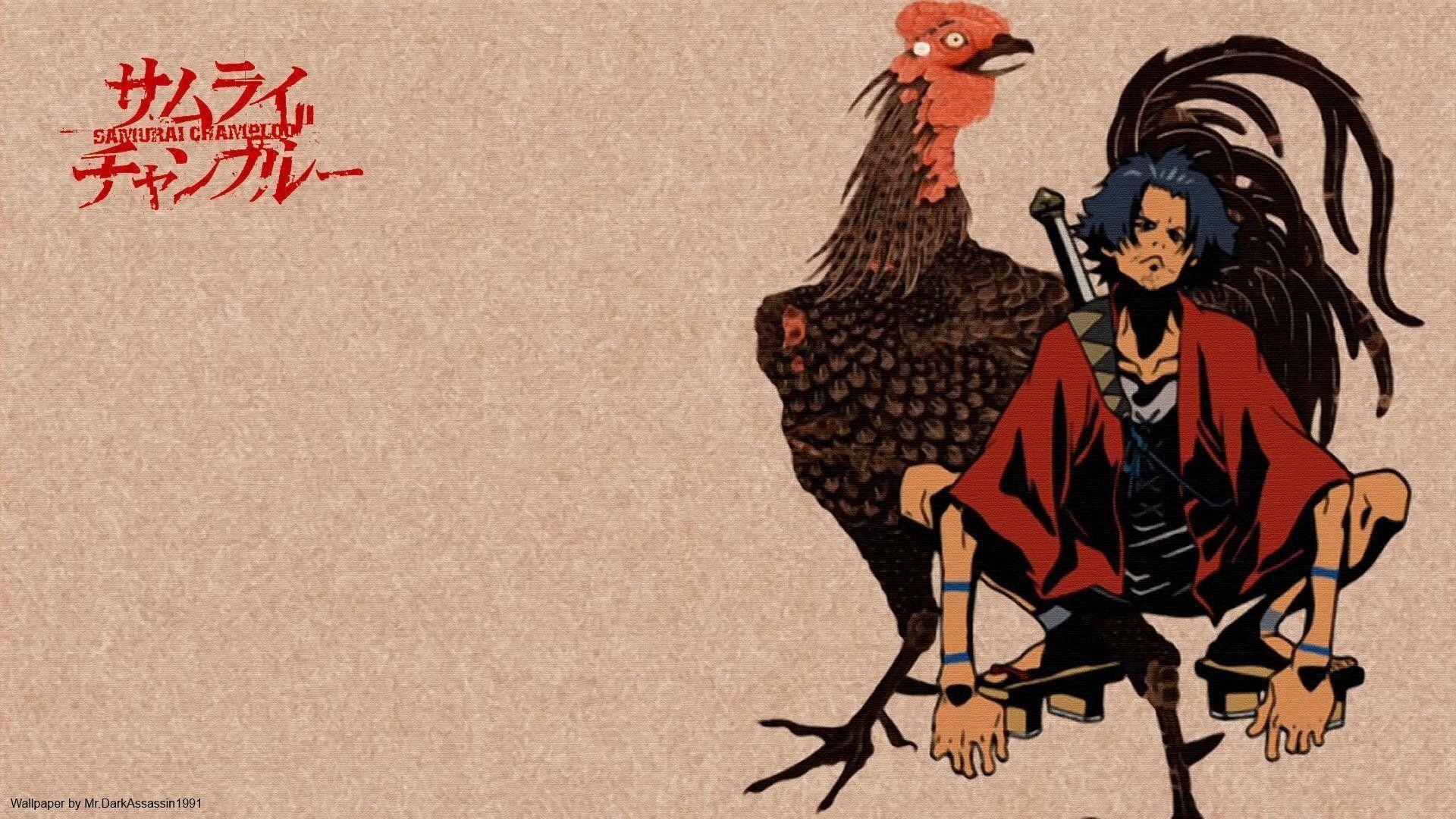 mugen samurai champloo wallpapers top
