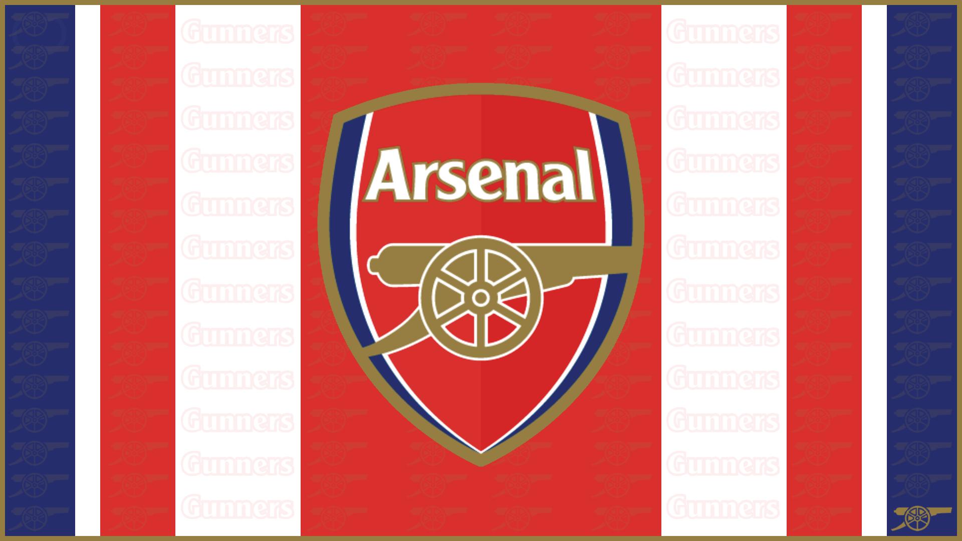 arsenal logo wallpapers top free